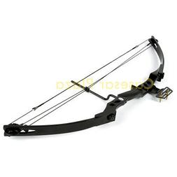 55 lb Black Archery Hunting Compound Bow 150 80 50 40 Recurv