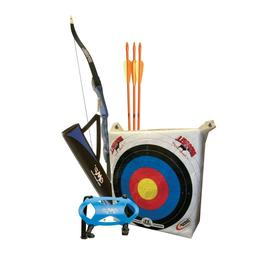 OMP Explorer CE Youth Recurve Bow Package