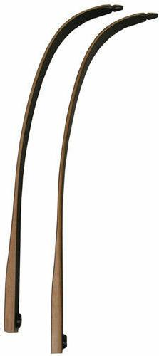 Samick Sage takedown recurve bow limbs  hard maple / black f